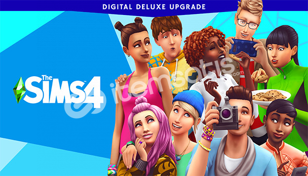 The Sims 4 Deluxe + DLC