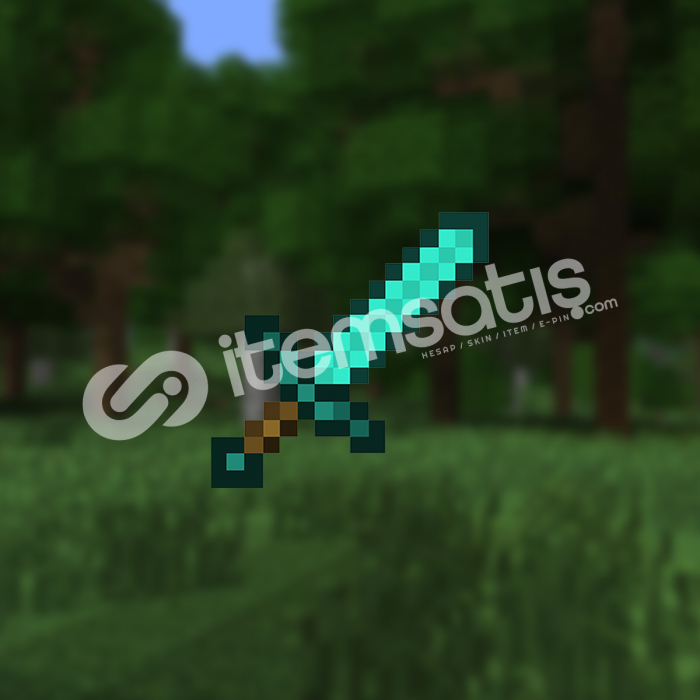 Minecraft Elmas Premium (Ömür Boyu Garanti)