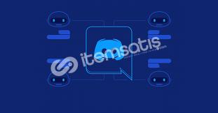 Discord 109 Komutlu Bot Altyapısı