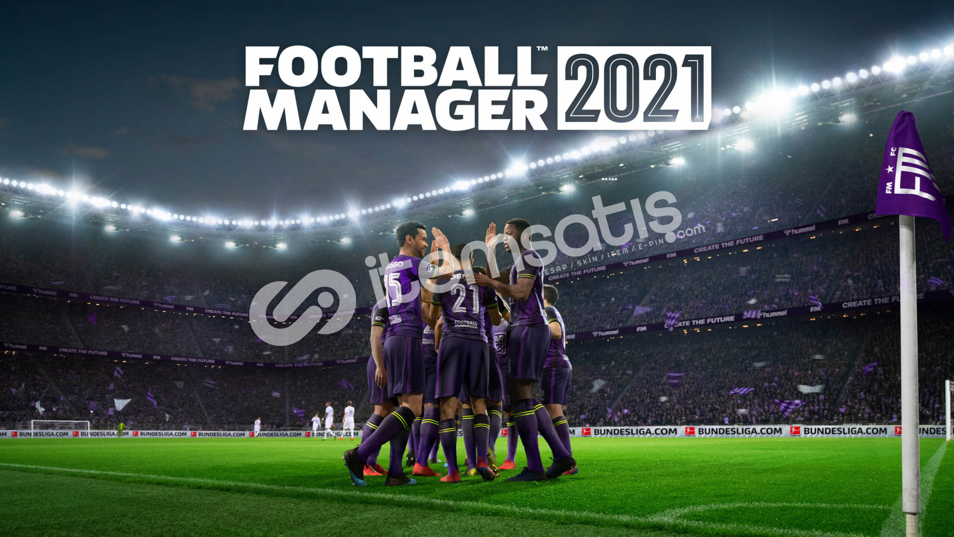 Football Manager 2021 + Touch + Garanti