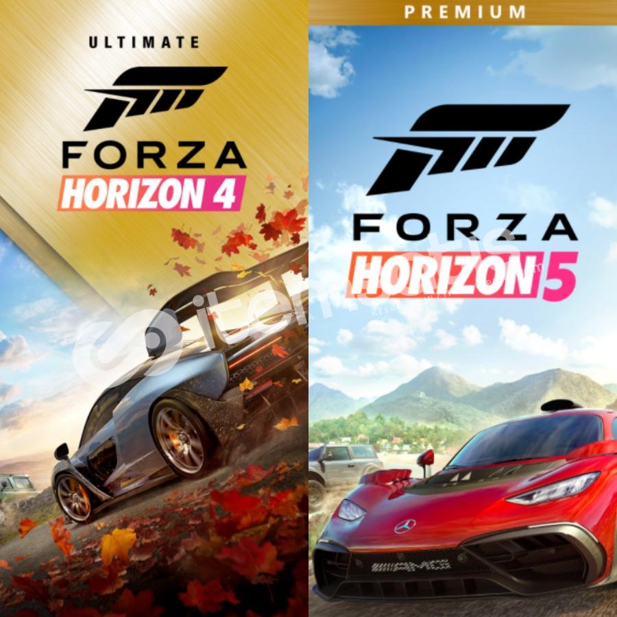 (ONLINE) Forza Horizon 4/5 Premium + Full DLC