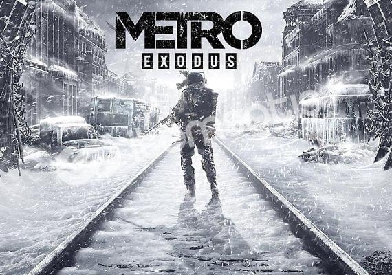 Metro Exodus (BÜTÜN DLC Mevcut)