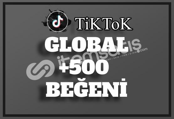 500 TikTok Beğeni | Keşfet Etkili