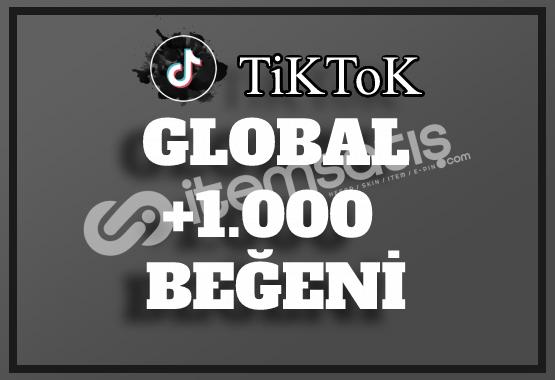 1.000 TikTok Beğeni   Keşfet Etkili
