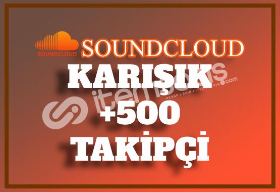 500 SoundCloud Takipçi | Hemen Teslim