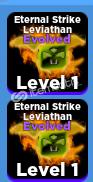 Ninja Legends Evolved 2 tane Level 1 Pet