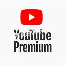 1 aylık YouTube Premium