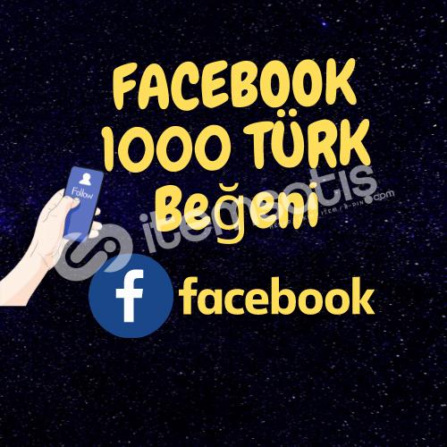Facebook 1000 Beğeni/anlık gönderim/garenti