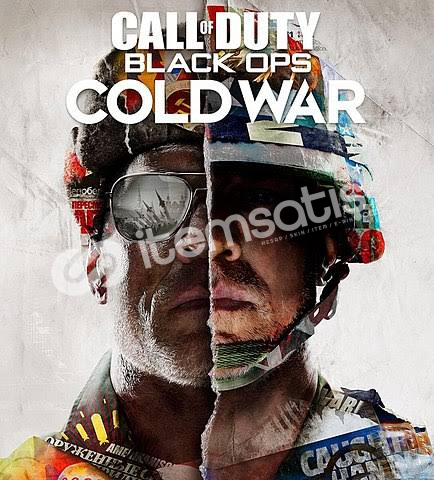 CALL OF DUTY BLACK OPS COLD WAR & BLACK OPS 4 PC