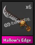 Roblox MM2 Hallow's Edge