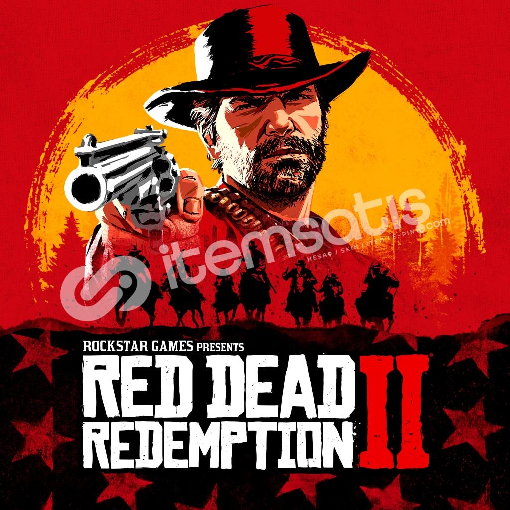 Red Dead Redemption 2 garantili hesap