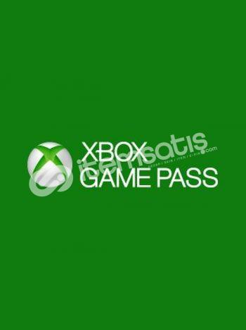 Sınırsız Xbox Game Pass + Garanti