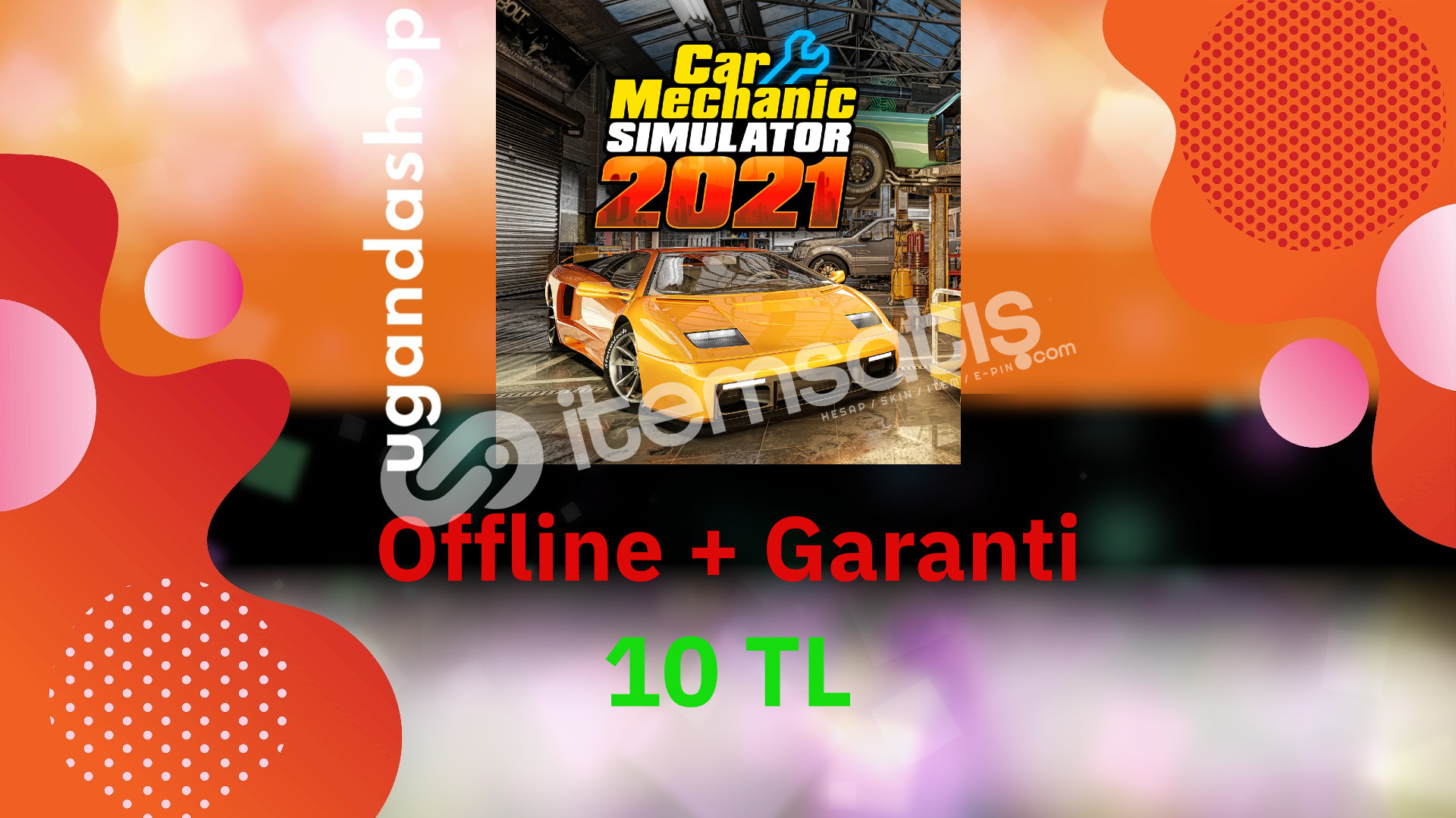 Car Mechanic Simulator 2021 + 2018
