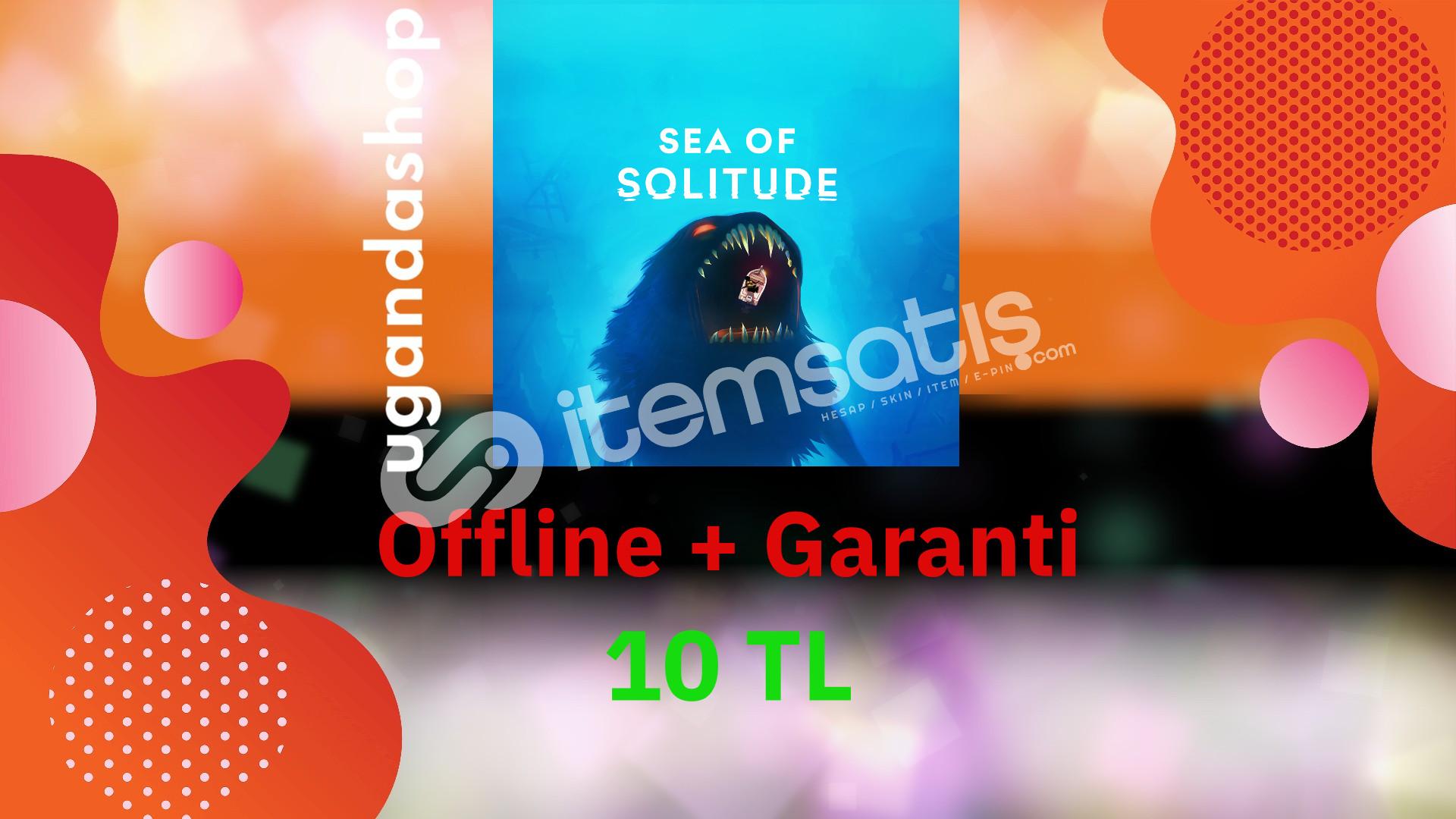 Sea of Solitude Offline Origin Hesap + Garanti