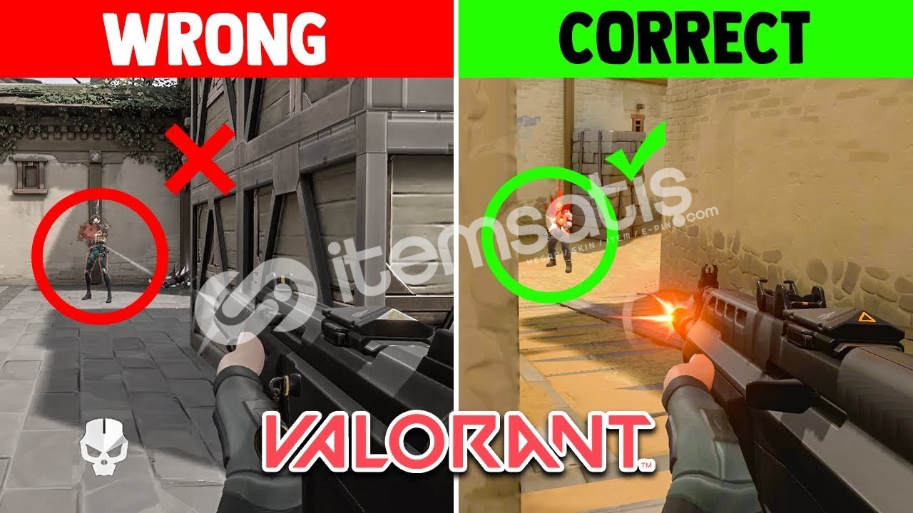 Valorant No recoil bloody