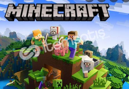 Minecraft+Bedrock Edition
