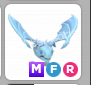 Mega MFR Frost Dragon | Adopt Me (Dupe Değil.)