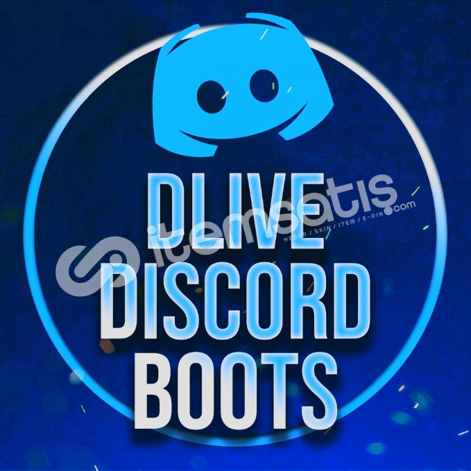 Discord 1.000 Üye Online