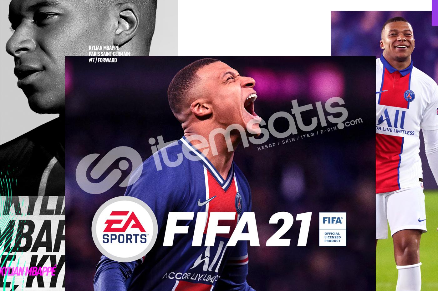 FIFA 21 Online + Ultimate Team * Garanti!