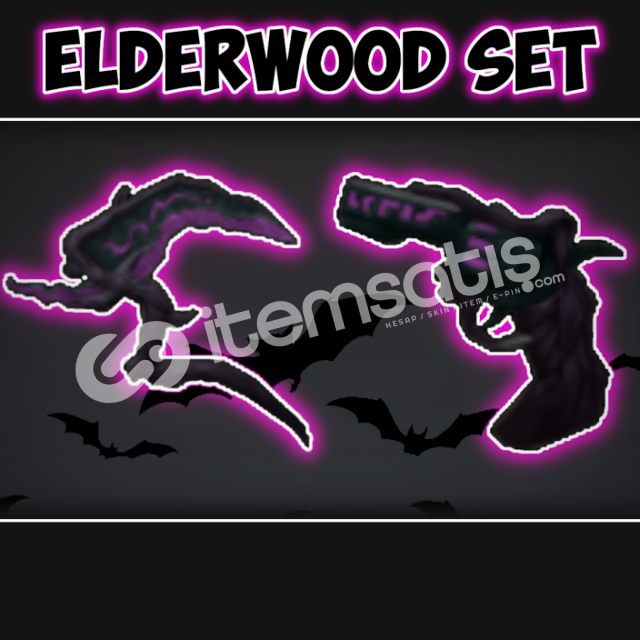 ELDERWOOD SET MURDER MYSTERY 2 + Hediyeli