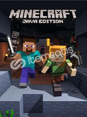 Minecraft Premium Tam Erişim + Cilt ve İsim Değişir
