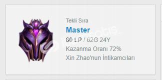 %72 WR MASTER 30 HERO 4 SKİN!