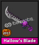 Mm2 Hallowsblade
