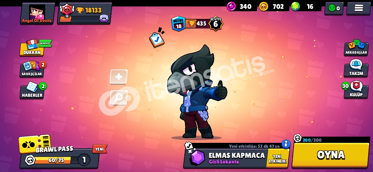 18k kupa 38 karakter