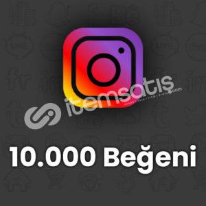 İnstagram 10.000 Beğeni En Kalitelisi Türk
