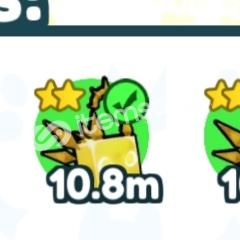 10.8 M pet