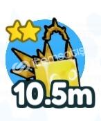 10.5 M pet