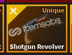 KAT SHOTGUN REVOLVER