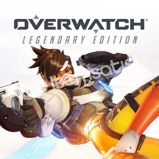 Satılık Legendary Edition Overwatch