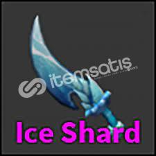 Murder Mystery 2 Ice Shard!