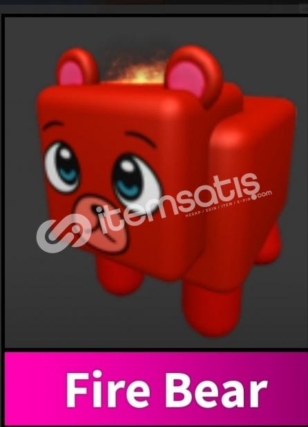 Mm2 fire bear