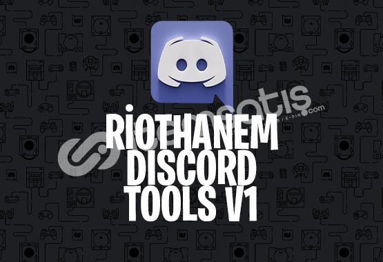 RiotHanem Discord Tools V1