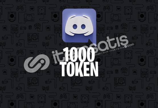 1000 ADET TOKEN | RiotHanem Özel Tokenler