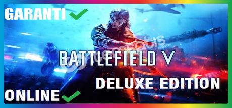 ✅ Battlefield V Deluxe Edition +Garanti ✅