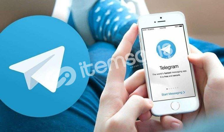 TELEGRAM SMS DOĞRULAMASI (UZUN ÖMÜRLÜ) (6 TL)