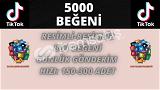 TİKTOK 5000 BEĞENİ   KEŞFET ETKİLİ   35 TL