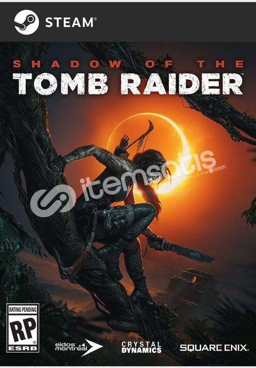 Shadow of the tomb raider KEY HESAP DEĞİLDİR KEYDİR