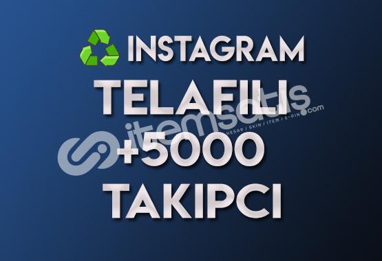 ♻️ 5.000 Telafili Takipçi (TELAFILI)