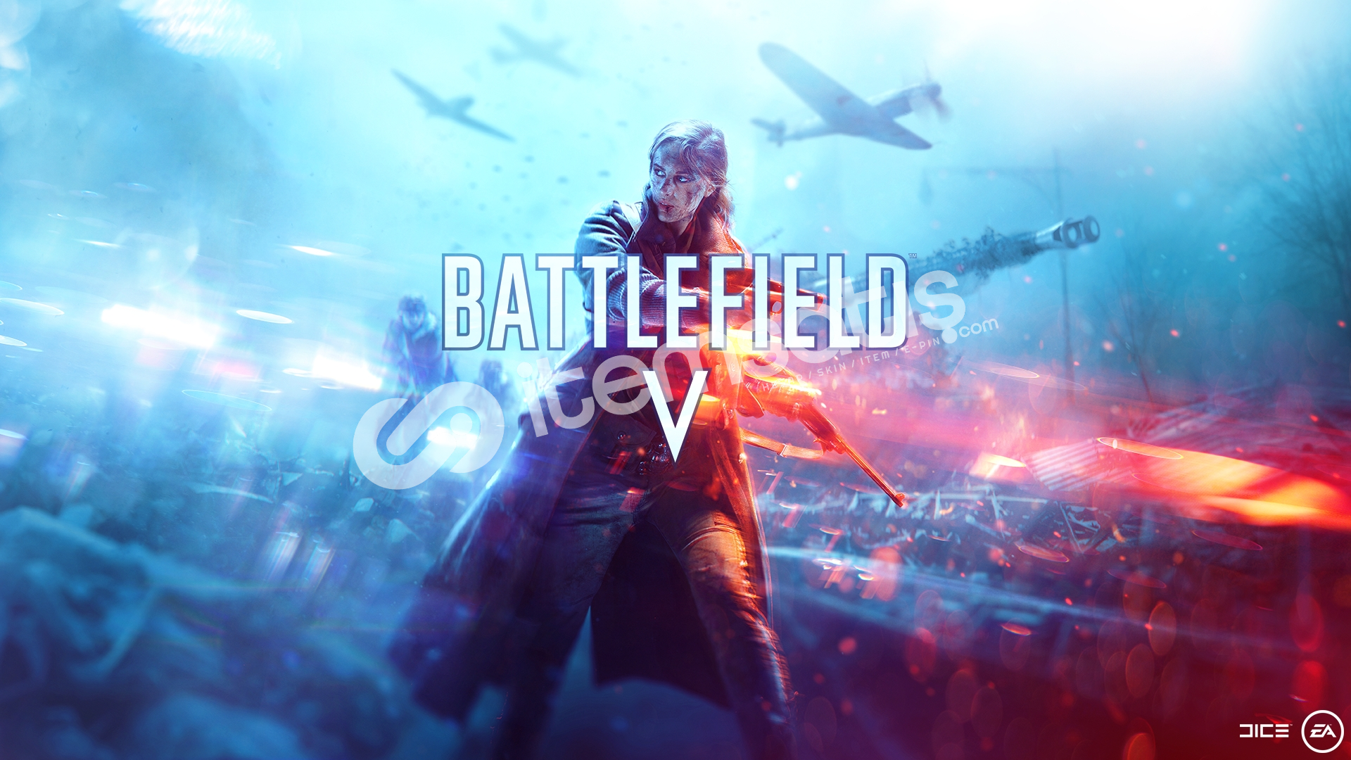 Battlefield 5 Origin CD Key - Global