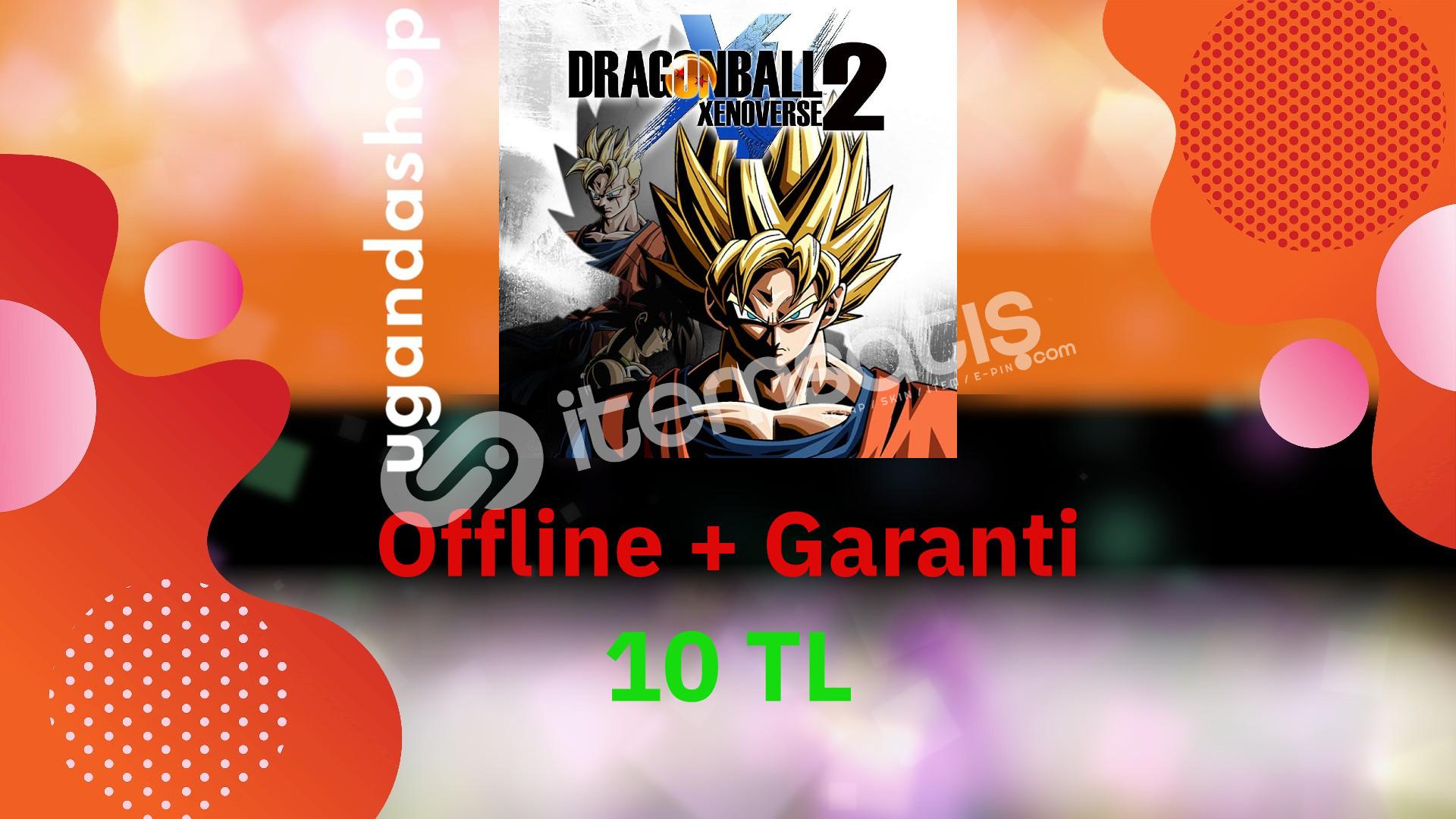 Dragon Ball Xenoverse 2 Offline Steam Hesap + Garanti