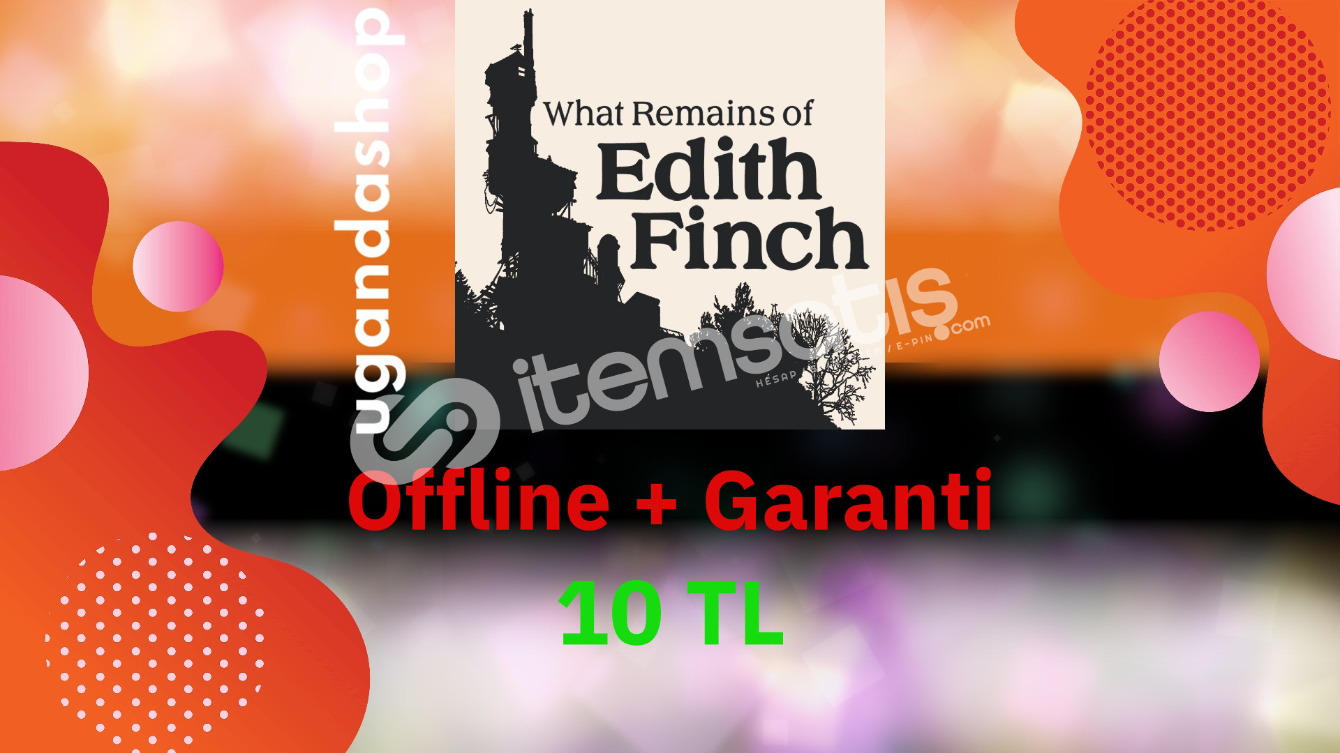 What Remains of Edith Finch Offline Steam Hesap