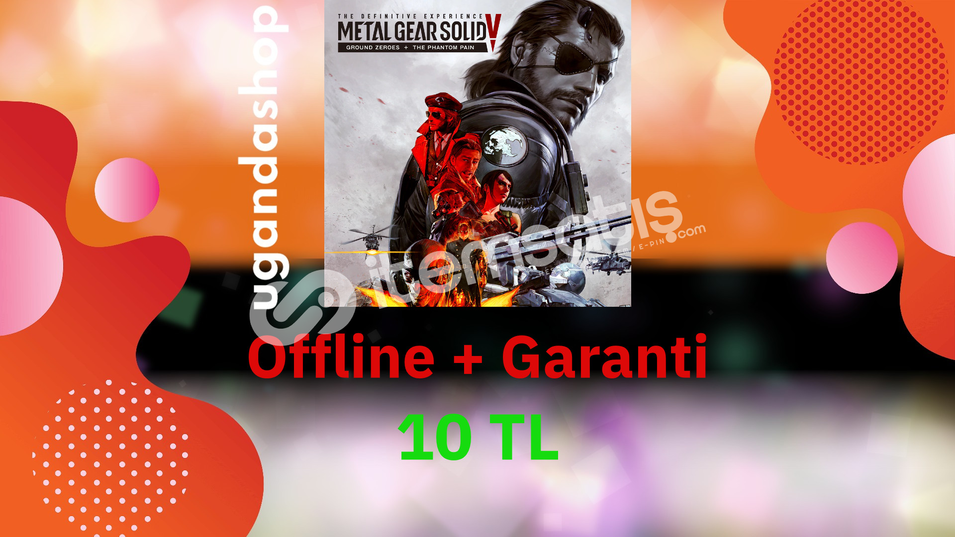 Metal Gear Solid V The Phantom Pain Definitive Experience