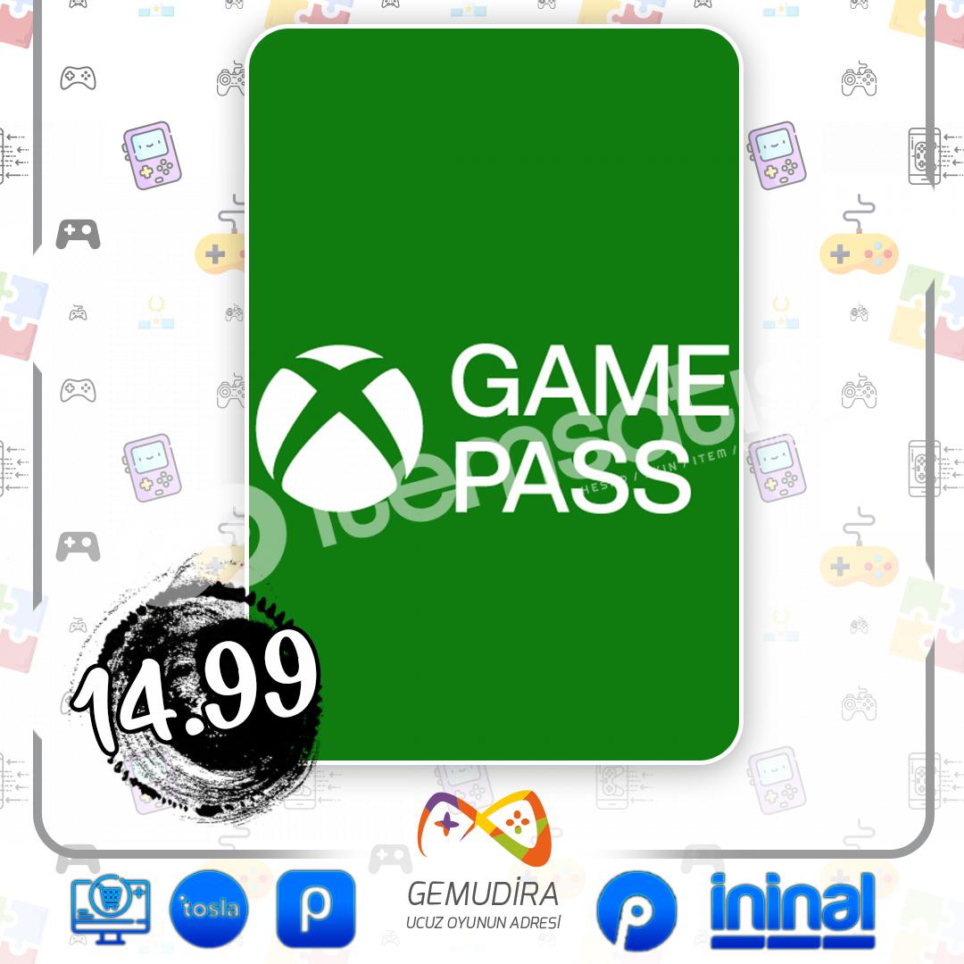 12 Aya kadar Xbox GamePass