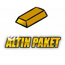 PREMİUM ALTIN PAKET BANSIZ !
