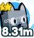 Roblox Pet Simulator X Pog Cat Tanesi 3 TL