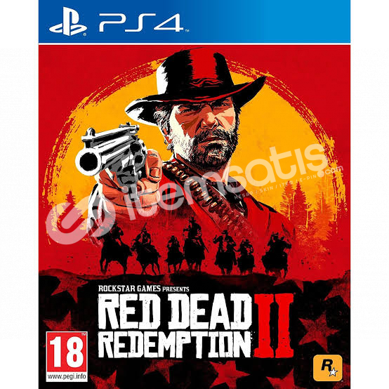 Red Dead Redemption 2 PS4-PS5
